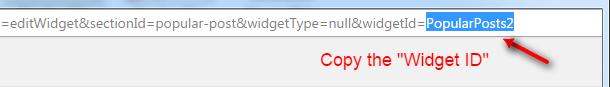 Make sidebar Widget Fixed In Blogger