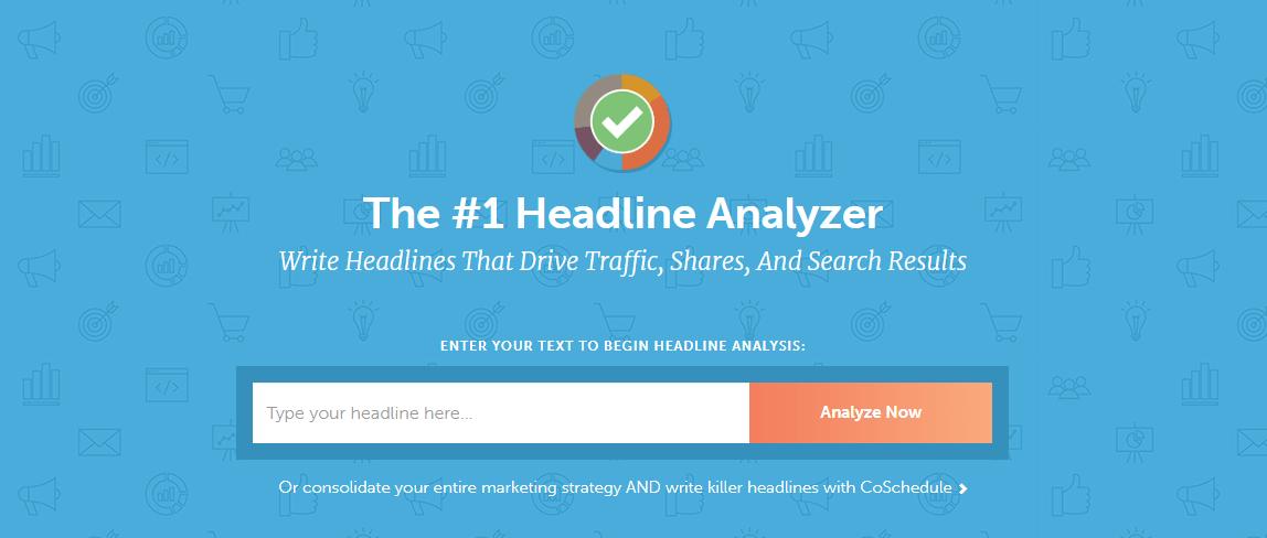 CoSchedule Headliner Analyzer