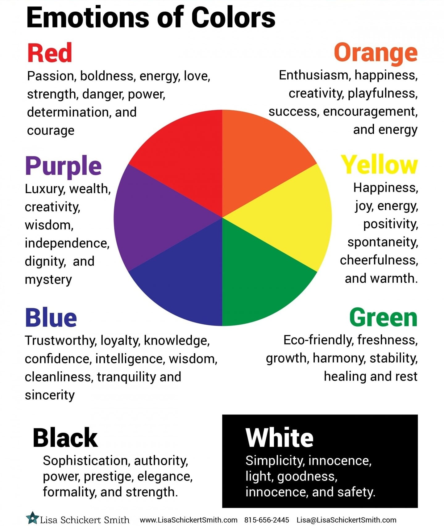 Emotions of Colors