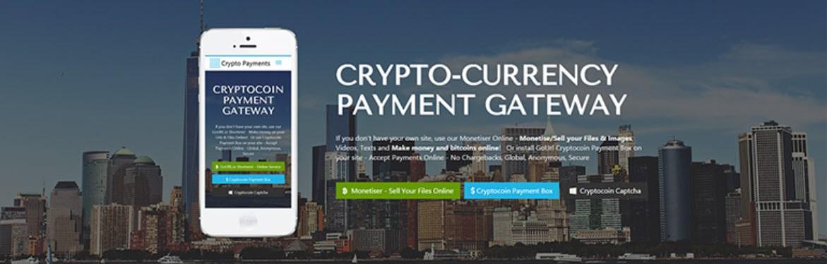 GoURL Bitcoin Payments