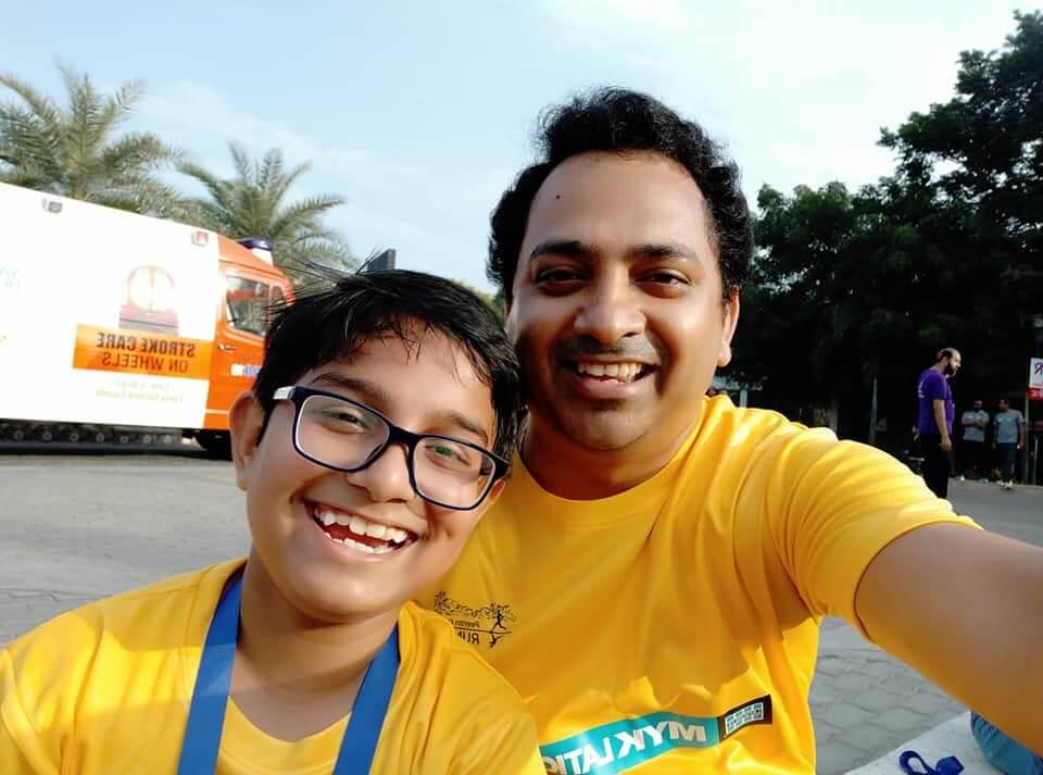 Santanu and Son