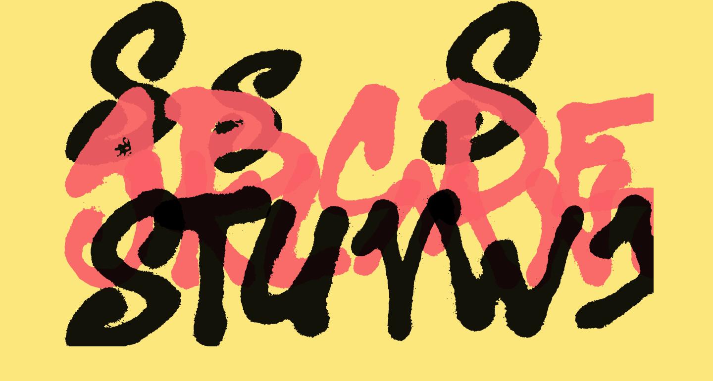 Sister Spray Font
