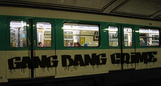 gang bang crime